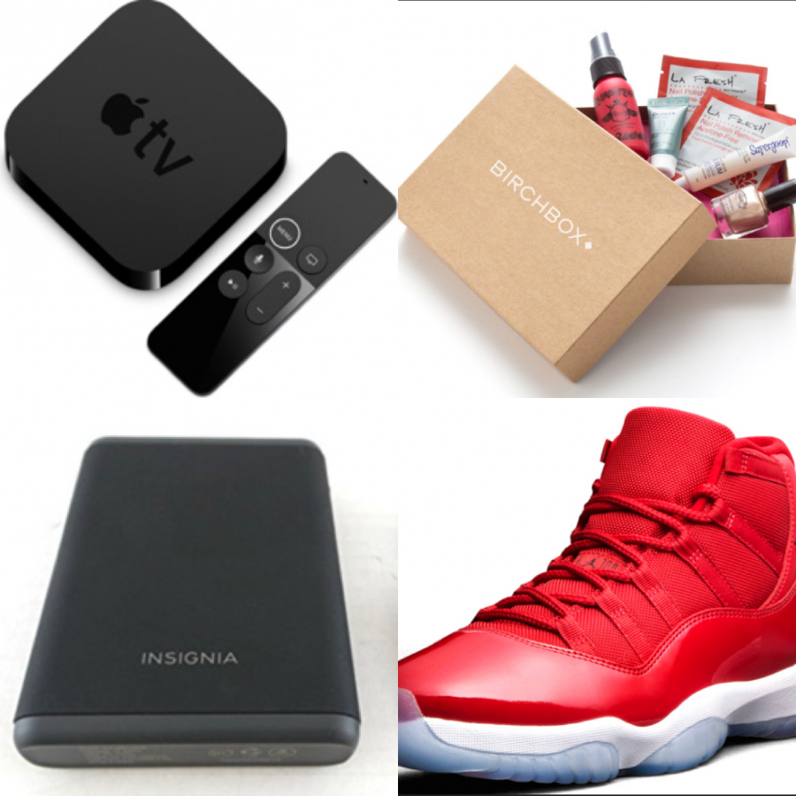 December 13: Popular gifts for athletes
