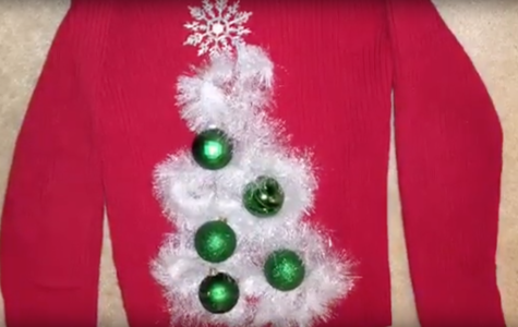 December 12: Christmas Sweater (tree)t