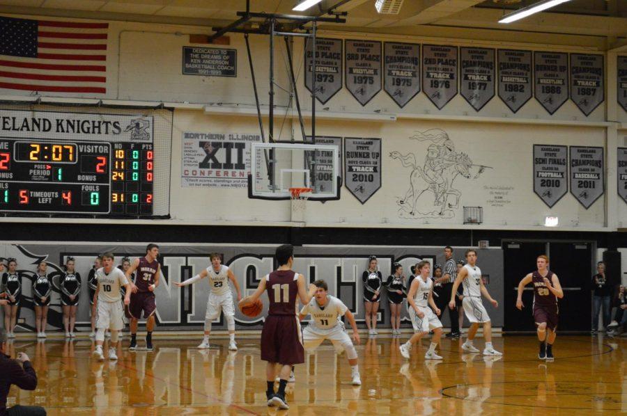 Basketball Team Hopes for Success