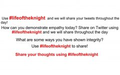 #lifeoftheknight: Social media is not a right