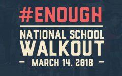 Walkouts for gun control