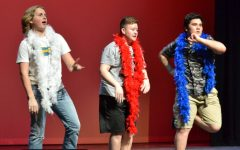 Sneak peek into Saturday's Mr. Kaneland performance
