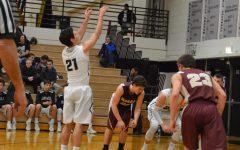Senior Matt Olson dribbles his way out of high school