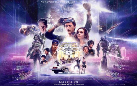 Ready Player One Channels new Cinematic Terrority