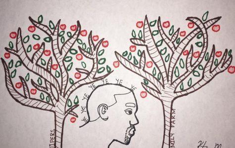 Cartoon by Kt Mattern