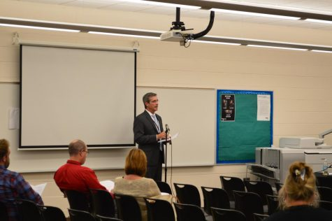Superintendent Dr. Todd Leden reports on Kaneland 2020's progress.