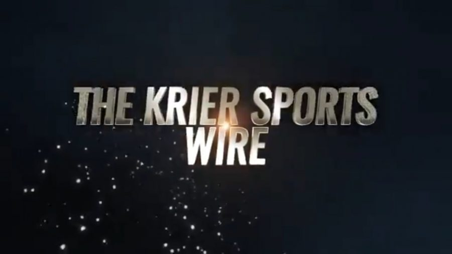 Krier Sports Wire: Episode 7
