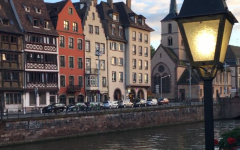 Taking a river cruise not only allows tourists to see buildings from a new perspective, but they can learn more about the city's history from a professional's point of view.