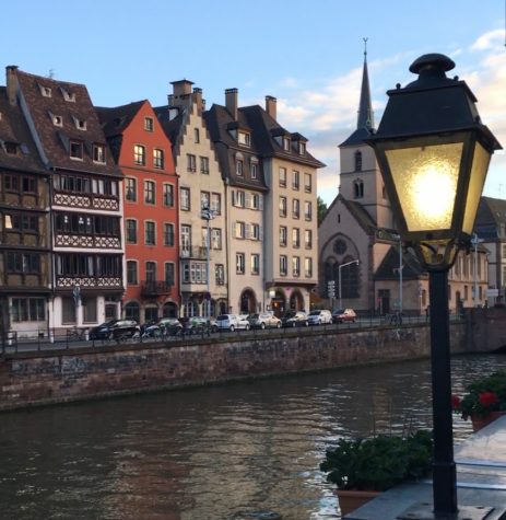 Taking a river cruise not only allows tourists to see buildings from a new perspective, but they can learn more about the city's history from a professional