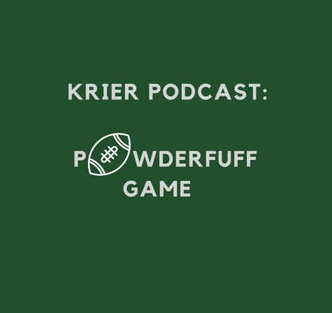 Krier Podcast: Powderpuff Football Game