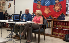 Medal Of Honor Recipient Visits Kaneland