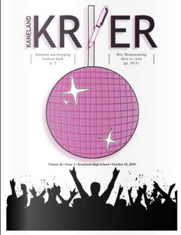 Kaneland Krier 2019 Issue 1