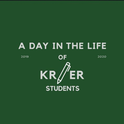 A Day in the Life of Krier Students
