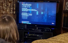 The Haunting of Hill House is a Netflix series full of horror and a thrilling plot. The producer purposefully included dozens of random ghosts throughout the episodes to engage the viewers.